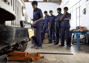 Vocational Training Fees