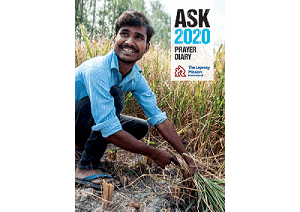 ASK Prayer Diary 2020 - now available