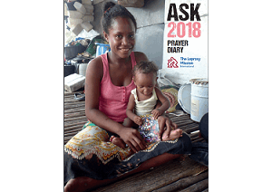 ASK Prayer Diary 2017 - now available