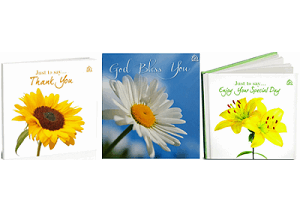 A wonderful collection of stunning photos, prayers and Bible verses