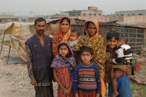Gulchogi and her family