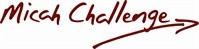 Micah Challenge Logo