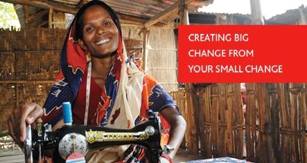 creating big change with your small change